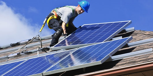 solar thermal installation services