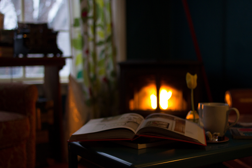 Feeling cosy and warm this winter! ASAP Plumbers