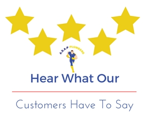 asap plumbers customer reviews
