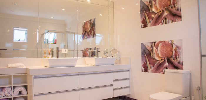 How To Give Your Bathroom A Makeover And Save Money